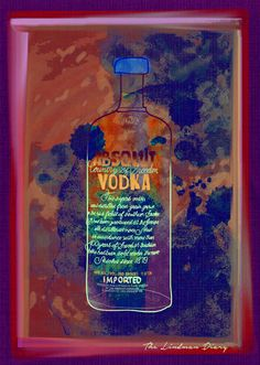 The Lindman Diary: ABSOLUT ART