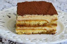 Tiramisu, reteta clasica - CAIETUL CU RETETE Tiramisu, Ethnic Recipes, Desserts, Food, Tailgate Desserts, Deserts, Essen, Postres, Meals