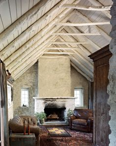 Renovation inMiddleburg, Virginia by Donald Lococo Architecture.