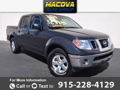 2010 *Nissan*  *Frontier* *SE*  101k miles Call for Price 101812 miles 915-228-4129 Transmission: Automatic  #Nissan #Frontier #used #cars #MacovaAutoGroup #ElPaso #TX #tapcars