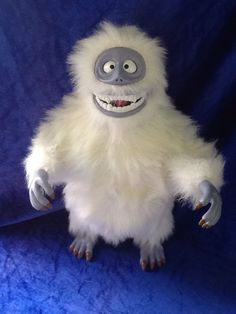 Animated Bumble Abominable Snowman Rudolph The Red Nosed Reindeer By Gemmy