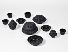 Black Ruby: Debbie Wijskamp Recycles Tire Rubber Into Weird and Wonderful Housewares Automotive Furniture, Automotive Decor, Recycled Rubber, Recycled Crafts, Recycled Furniture, Handmade Furniture, Reuse Old Tires, Recycled Tires, Reuse Recycle