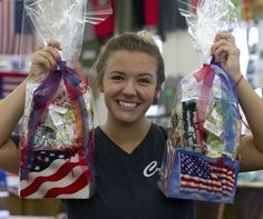 #Sweet #Freedom #Baskets make a great #Gift for a #Patriot! #CerretaCandyCo #Glendale #Arizona