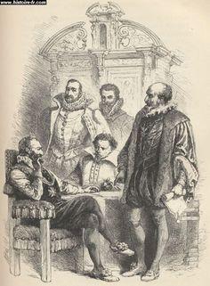 Le règne d'Henri IV
