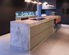 Laat je verleiden door de vele schakeringen van de Fioro Di Bosco uit onze XENTRIQ-collectie. Deze steen leent zich perfect voor de keuken en zorgt voor een instant warm gevoel. #marmer #marble #FioroDiBosco #Vandenbosschekeukens #PotierStone