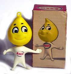 Esso Oil Drop