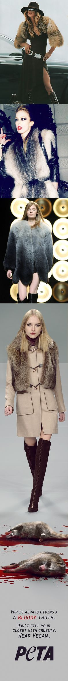 A second skin to make your own skin jealous. Fashion trend and style from fall/winter 2016-2017. #NYFW #NewYorkFashionWeek #Fashion #FashionWeek #Trend #Winter #Fur #FurCoat #FoxFur  Photo credit: fervent-adepte-de-la-mode via Visualhunt / CC BY 2.0 (https://www.flickr.com/photos/51528537@N08/8476822003/) (https://www.flickr.com/photos/51528537@N08/8527720975/) (https://www.flickr.com/photos/51528537@N08/8517819101/) (https://www.flickr.com/photos/51528537@N08/8531626166/)