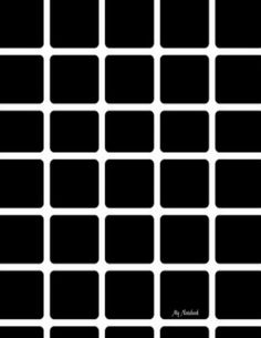 My Notebook: Black and White Dots Optical Illusion Design Notebook/Journal with 110 Lined Pages x 11 Indie Books, Lined Page, Journal Notebook, Optical Illusions, Notebooks, Journals, Dots, Black And White, Amazon