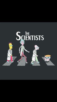 Te Scientists Rick And Morty T shirt Rick And Morty Quotes, Rick And Morty Poster, Cartoon Wallpaper, Iphone Wallpaper, 1080p Wallpaper, Dragonball Anime, Rick And Morty Crossover, Rick And Morty Drawing, Rick I Morty