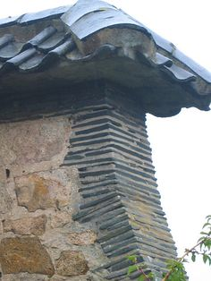 kayla indian autumn stacked slateslate tile home ideas pinterest slate and fire places - Slate Castle Ideas