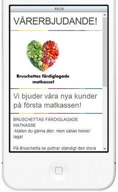 Bruschetta Malmö