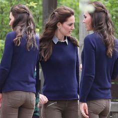 Duchess of Cambridge Kate Middleton Kate Middleton Outfits, Style Kate Middleton, Princess Kate Middleton, Royal Fashion, Look Fashion, Fashion Outfits, Womens Fashion, The Duchess, Duchess Of Cambridge