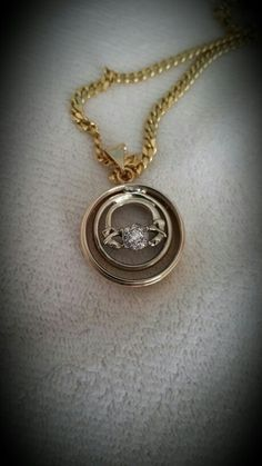 I HAD FYI SHARE THIS! Recently my step mother passed away from breast cancer. My dad had this beautiful pendant made of their wedding bands. What a great idea so you can carry around your loved one!