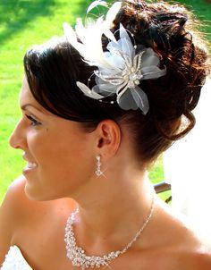 wedding head peice