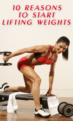Most people are convinced that you should shun the weight training room if you don't want to look like The Hulk. But this is not true, especially for women since they don't have high levels of testosterone like man. http://lifelivity.com/reasons-to-lift-weights/
