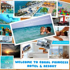 WELCOME FRIENDS! TO CORAL PRINCESS HOTEL & RESORT