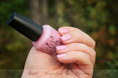 OPI Pedal Faster Suzi! z OPI Holland Collection for Spring/Summer 2012