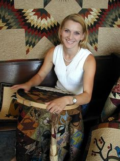 Edyta Sitar of Laundry Basket Quilts!