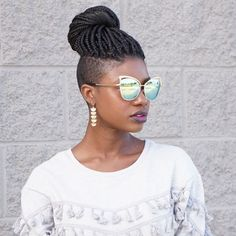 """311 Likes, 18 Comments - Brandy G (@authentically.b) on Instagram: """"I'm so glad you all loved this look, but it gets better! The earrings that you loved today are from…"""""""