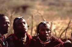 Tanzania, Ngorongoro crater: guerrieri Masai