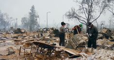 Many people who've lost everything in a wildfire this year will soon be allowed to return to their property. Here's how to tackle the… Weather Storm, Losing Everything, Pine Forest, Return To Work, Extreme Weather, Bay Area, Me As A Girlfriend, West Coast, Acre