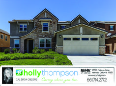 Homes for Sale in Saugus, CA Brought to you by Holly Thompson of REMAX of Santa Clarita: 22355 Windriver Dr - Exceptional Home in River Village! For more information on this listing or to view all of my listings, go to www.SVCHolly.com or contact me today at 661-714-2772 with any questions or to see this home!