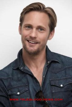 How could I not Pinterest my dream man Alex? He probably deserves his own pinboard. OMG Eric :)