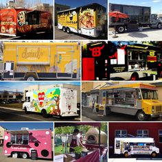 Food Truck Roundup!   Salt Lake City   Park City   Utah County   Davis County   http://www.culinarycrafts.com/?p=9719
