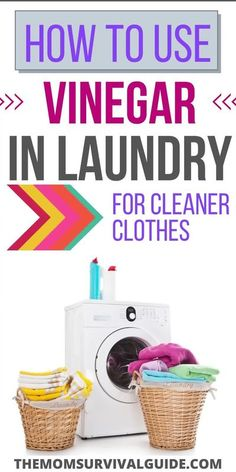 As a mom, we want our families to be healthy. We feed them healthy food, make them play outside, use chemical free cleaners. So why should the laundry our family wears be any different? Fabric softener is a toxin that does not need to be used in our homes. Find out about a great eco-friendly, toxin free alternative to fabric softener. #momlife #stayathomemom #laundryhacks #vinegar Deep Cleaning Tips, Green Cleaning, Cleaning Hacks, Vinegar In Laundry, Spring Cleaning Schedules, Clean House Schedule, Distilled White Vinegar, Laundry Hacks, Fabric Softener