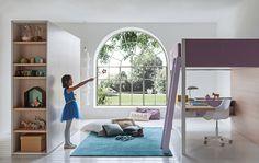 Trendoffice: Modern kids' room ideas