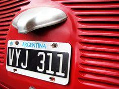 Buenos Aires - Fiat Cinquecento - 2011