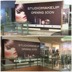 Studio of STUDIOMAKEUP at West Mall Grand Indonesia. 👍 - with Syalisha and Lia at Grand Indonesia Shopping Town Mall, In This Moment, Studio, Studios, Template