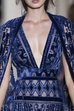Zuhair Murad at Couture Fall 2018 (Details)