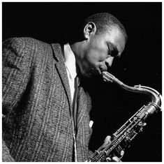 Ike Quebec- Influenced by Coleman Hawkins and Ben Webster, he was one of the finest swing-oriented tenor saxmen of the & photo by Francis Wolff Jazz Artists, Jazz Musicians, Music Artists, Quebec, Francis Wolff, Coleman Hawkins, Sax Man, Hard Bop, Thelonious Monk