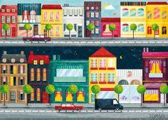 Illustrations Solenne & Thomas du Studio Tomso - http://studiotomsoblog.wordpress.com/