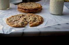Cornflake Marshmallow Cookies // shutterbean