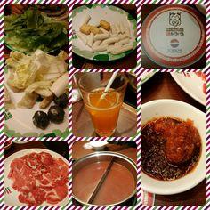 食午餐 @ 牛涮鍋