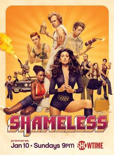 Click to View Extra Large Poster Image for Shameless