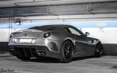 Co powiecie na niesamowite Ferrari 599 GTO z dodatkami NOVITEC GROUP?  Wyobrażacie sobie lepszy zestaw od połączenia piekielnego dźwięku GTO, osiągów wolnossącej V12, dodatków Novitec Rosso i obłędnej kolorystyki?  Nam jest ciężko.. GranSport - Luxury Tuning & Concierge http://gransport.pl/index.php/novitec.html