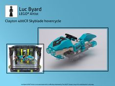 Skyblade | by lucbyard