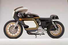 CAFE' RACER CULTURE: Sporty TT #CafeRacer #TonUp