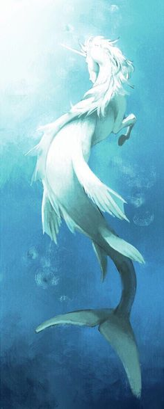 Fantasy Mythological And Animals On Any Anime Drawings Deviantart Magical Creatures, Sea Creatures, Beautiful Creatures, Fantasy World, Fantasy Art, Merfolk, Mythological Creatures, Horse Art, Creature Design