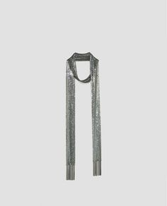 Image 1 of CHAIN MAIL SCARF from Zara
