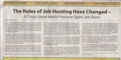 The Rules Of Job Hunting Have Changed.