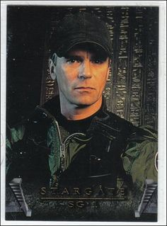 Richard Dean Anderson as Colonel Jack O'Neill from Stargate SG-1 -- if this man really existed, I'd hunt him down and make him my next husband <3