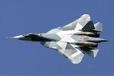 Russia's 5th Gen Fighter