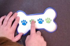 This is SO AWESOME!!! Check out this post @Teaching Elementary Music: Tanya's Blog: Doggie Doggie Beat/Rhythm/Melodic Direction Bones