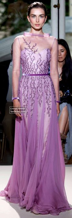 Georges Hobeika Fall Winter 2012-13 Couture Collection