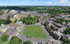 View from Durham Cathedral Tower