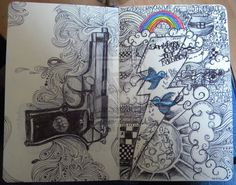 Moleskine Designs 1 by 12KathyLees12 on DeviantArt